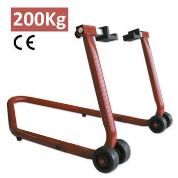 Soporte elevador de Moto Delantero 200 kgs