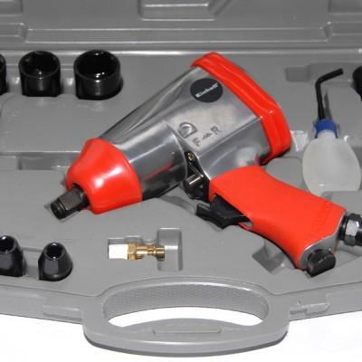 """Pistola de impacto Neumatica 1/2"""" 312 Nm Con Vasos Einhell"""