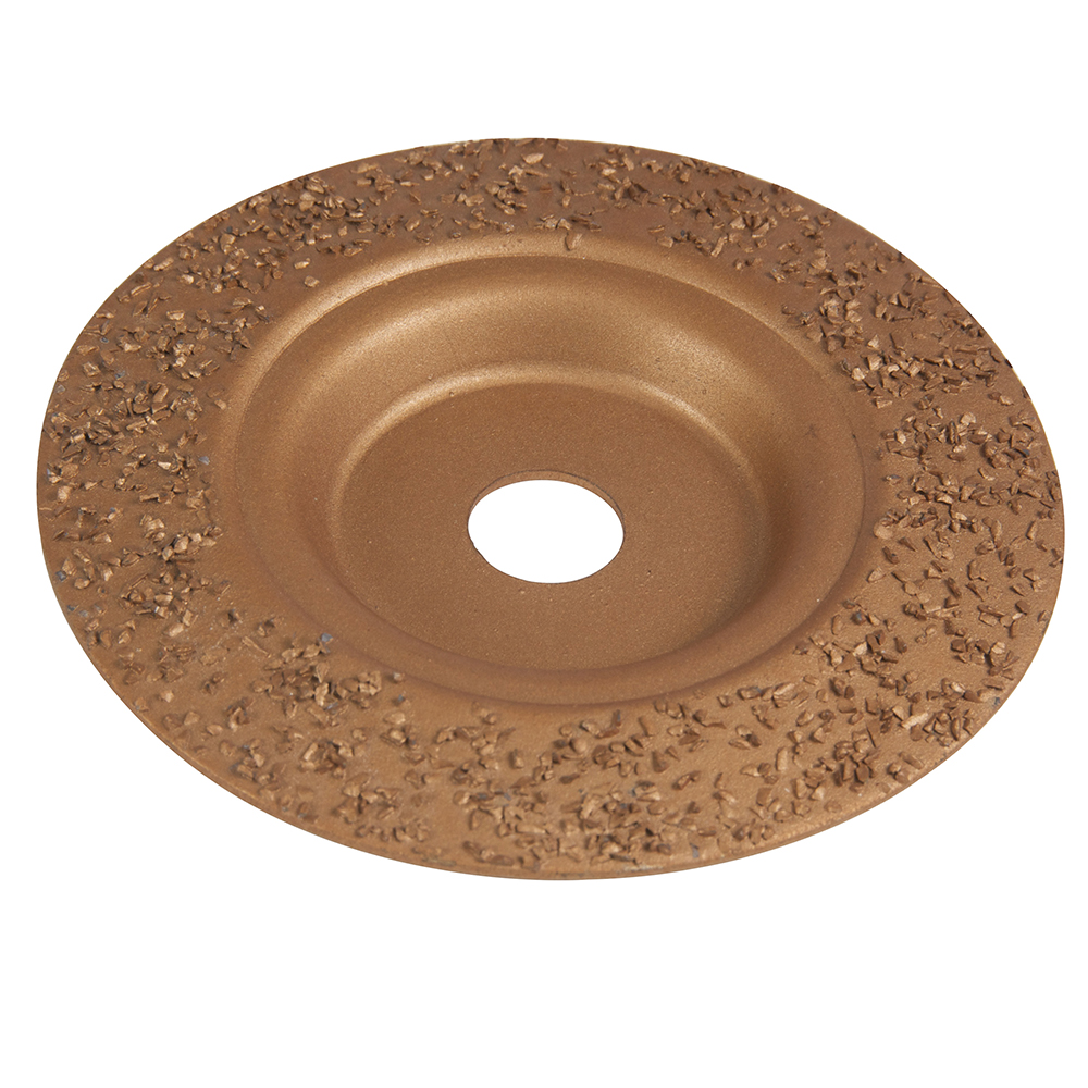 Inoxbcn disco de desbaste de carburo de tungsteno 115 x 22 - Disco madera amoladora ...