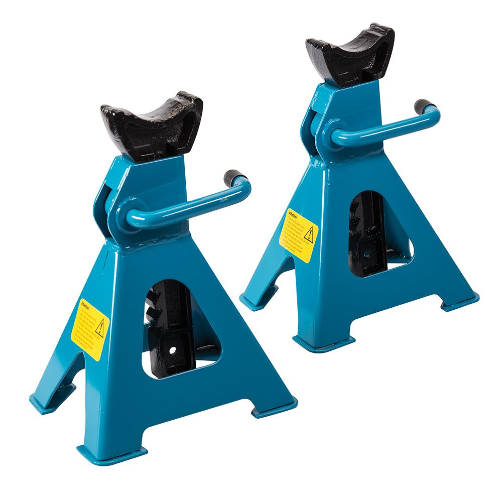 Inoxbcn caballetes mecanicos de 3 toneladas 2 piezas inoxbcn - Caballetes de hierro ...