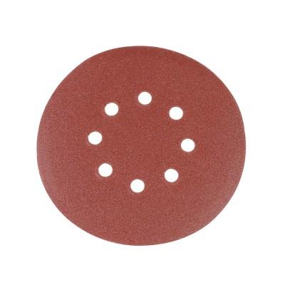 disco abrasivos perforado