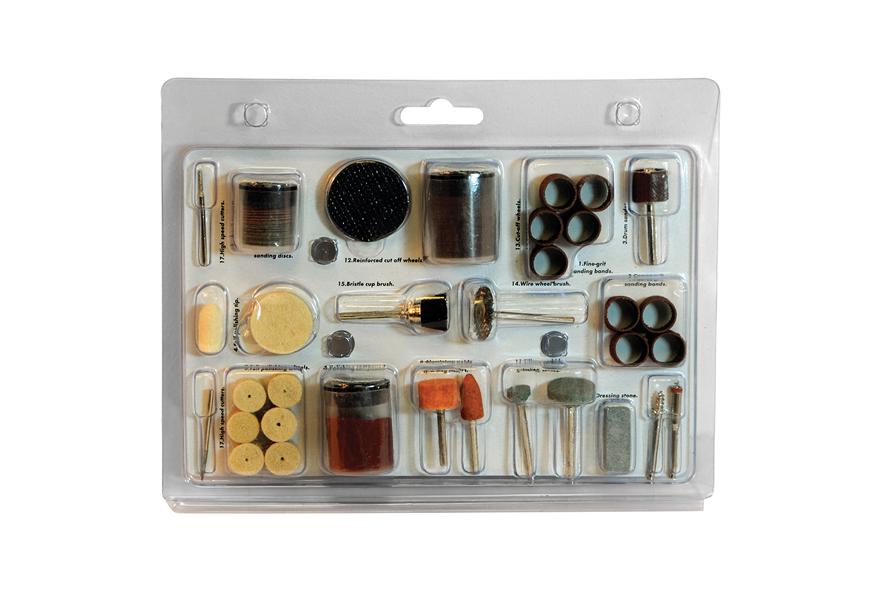 216 accesorios para pulir cortar etc para herramientas - Soporte para dremel ...