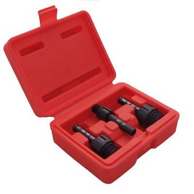 Juego de adaptadores para llenado de aceite de transmisiones automáticas - 3 Pzs.