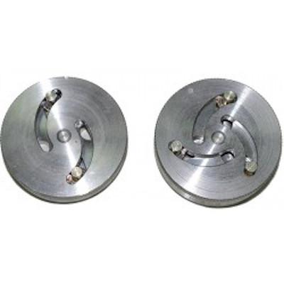 juego de adaptadores ajustables para retractar pistones de frenos-2-3-puntos-2pzas