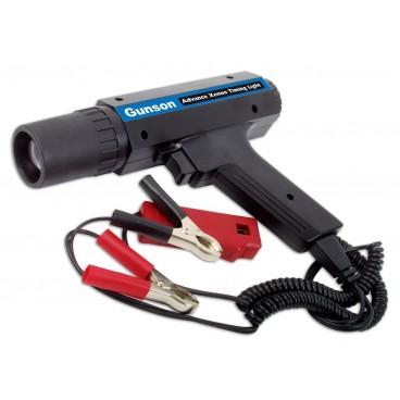pistola estroboscopica con avance