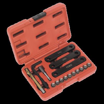 reparador de roscas de caliper de freno m9 x 1,25mm