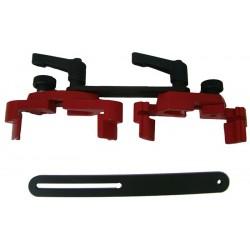 bloqueador universal de poleas de doble arbol de levas