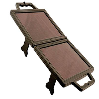 cargador solar de baterias 12v