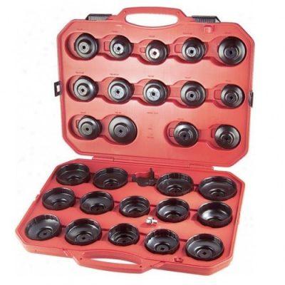 juego llaves de cazoleta filtro aceite