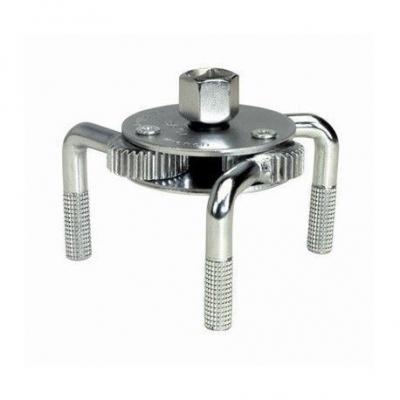 Llave filtro aceite de 3 garras de 65-120 mm