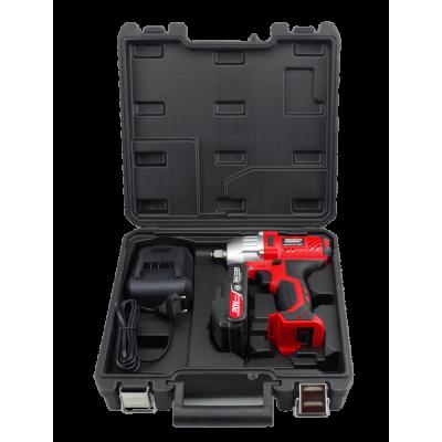 """pistola o llave de impacto de bateria 330 nm 1/2"""",incluye cargador y bateria"""