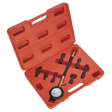 compresimetro gasolina 8 piezas