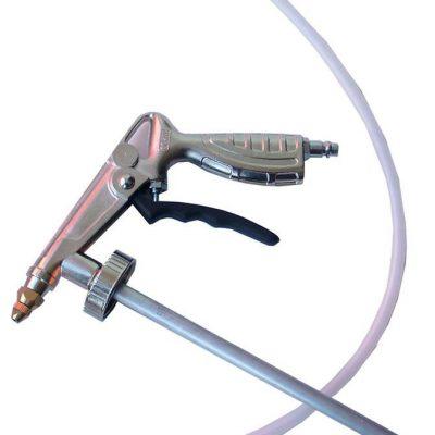 pistola antigravilla neumatica
