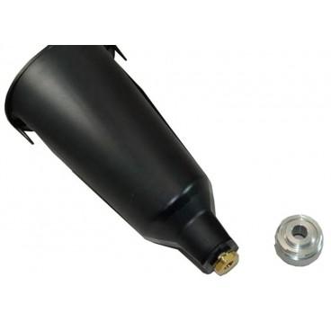 Embudo para llenado de aceite con adaptador VAG
