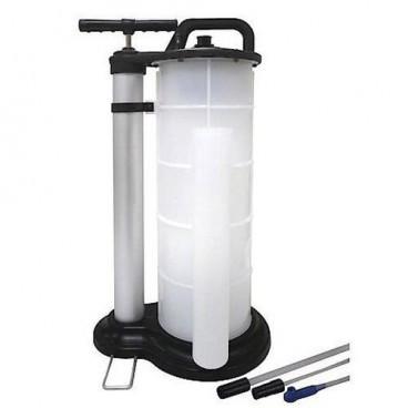 extractor de aceite y fluidos manual