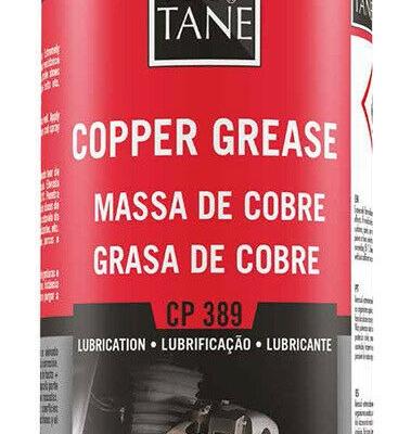 Spray grasa o pasta de cobre resistente a temperatura 1100ºc