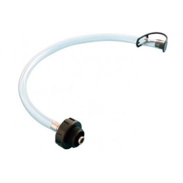 tubo de drenaje para filtros de aceite motores vag