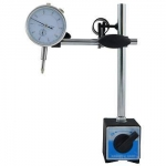 reloj comparador con base magnetica imantada con estuche de plastico